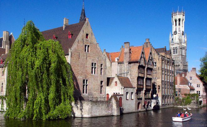 Weekend de shopping à Bruges