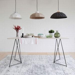 Design tafel van FurnLAB