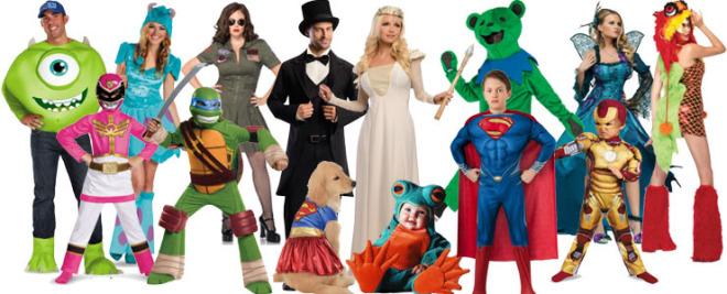 Verkleedkostuums Halloween