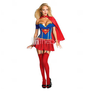 Supergirl kostuum Halloween