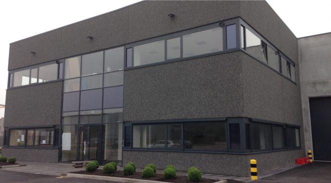 Nieuwe bedrijfsgebouw HBB24