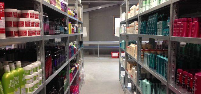 Nieuwe HBB24 warehouse