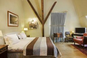 Comfy hotelkamer bij Martin's Hotels