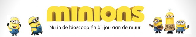 Minions filmposters bij Posters.be