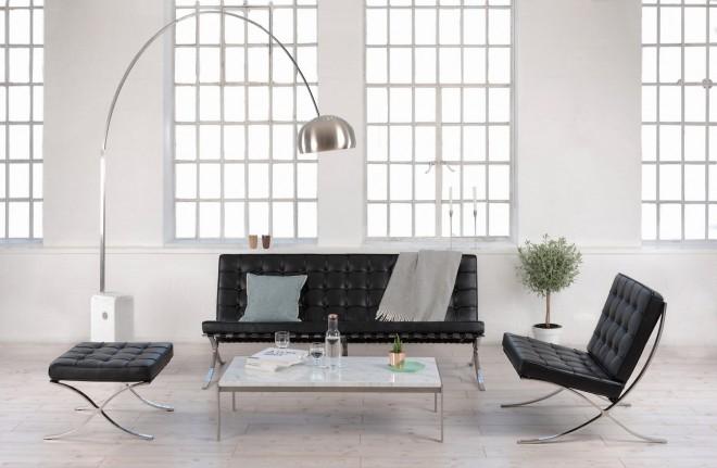Design interieur met meubelen van VOGA